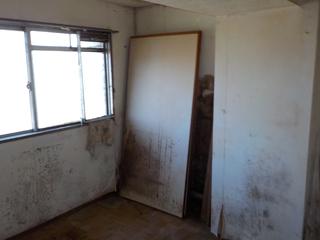 部屋1右奥のアフター
