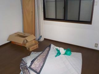 2階部屋4のビフォア