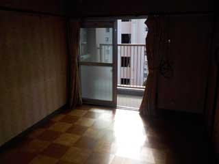キッチン~部屋3のアフター