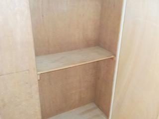 玄関靴箱のアフター